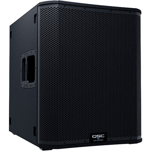 "QSC KS118 3600W 18"" Powered Subwoofer 