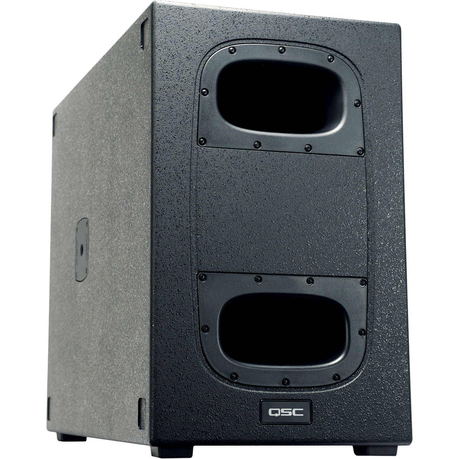 "QSC KS212C Cardioid 3,600W Dual 12"" Powered Subwoofer 