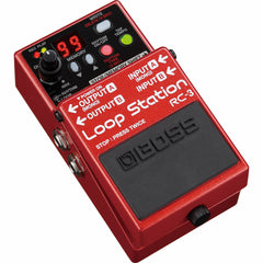 Boss RC-3 Loop Station Compact Phrase Recorder Pedal | Music Experience | Shop Online | South Africa