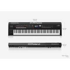 Roland RD-2000 88-key Stage Piano | Music Experience Online | South Africa