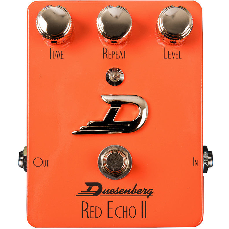 Duesenberg DPE-RE2 Red Echo II Analog Delay Pedal