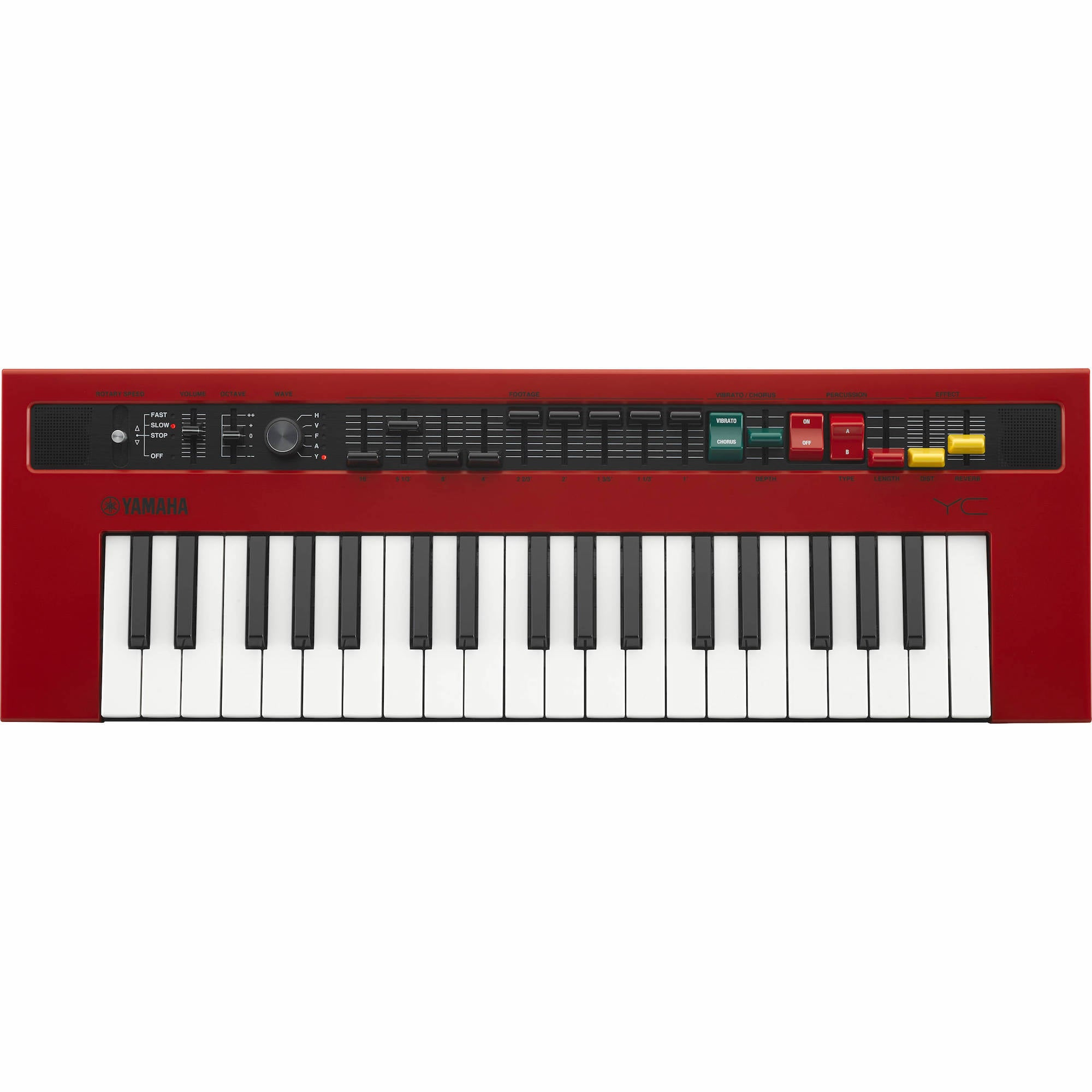 Yamaha Reface YC Mobile Mini Keyboard | Music Experience | Shop Online | South Africa