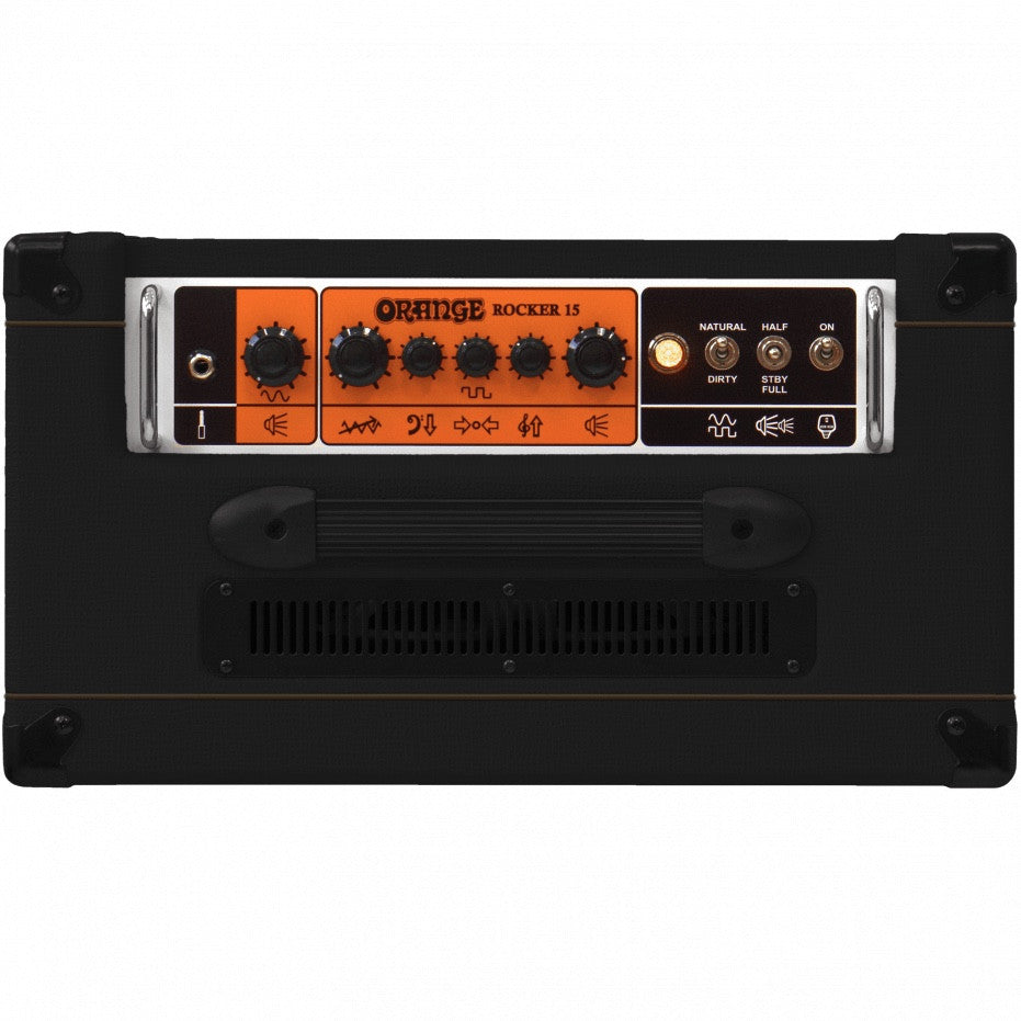 Orange Rocker 32 Stereo Tube Combo Amp Black Music Experience Watt Amplifier Previous