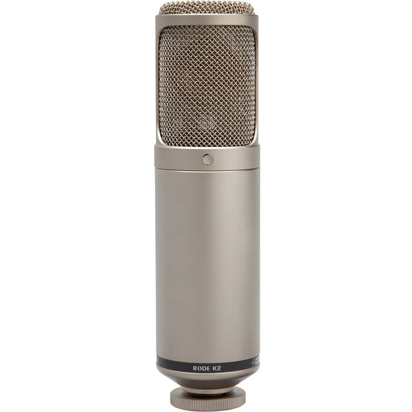 Rode K2 Variable Pattern Studio Tube Condenser Microphone | Music Experience | Shop Online | South Africa