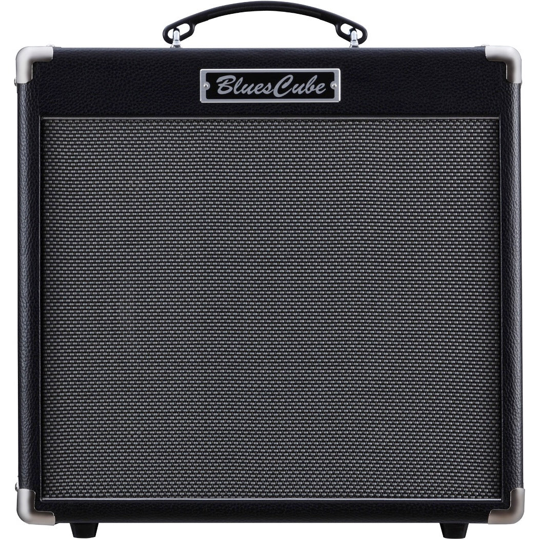 "Roland Blues Cube Hot 30-watt 1x12"" Combo Guitar Amplifier 