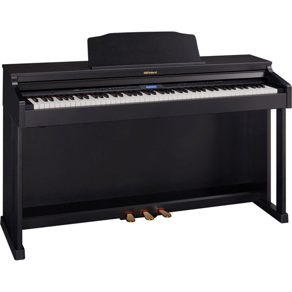 Roland HP601 Digital Home Piano - Contemporary Black | Music Experience | Shop Online | South Africa