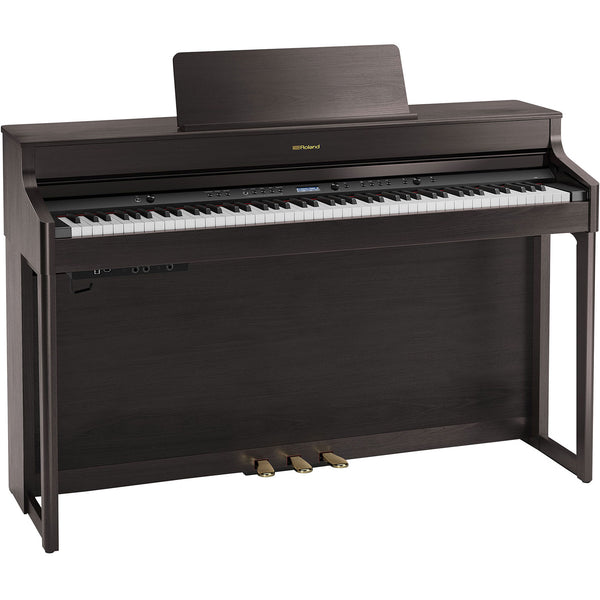 Roland HP702 Digital Piano Dark Rosewood | Music Experience | Shop Online | South Africa
