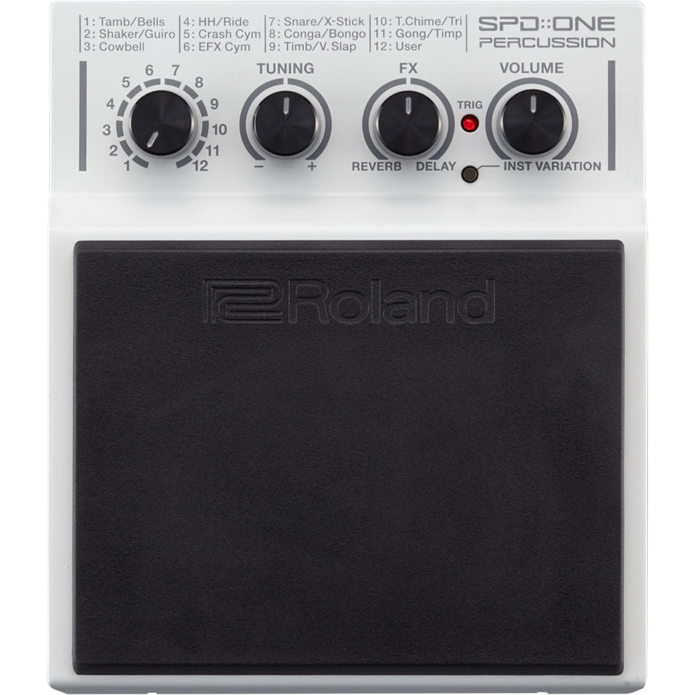 Roland SPD::ONE PERCUSSION Percussion Pad | Music Experience | Shop Online | South Africa