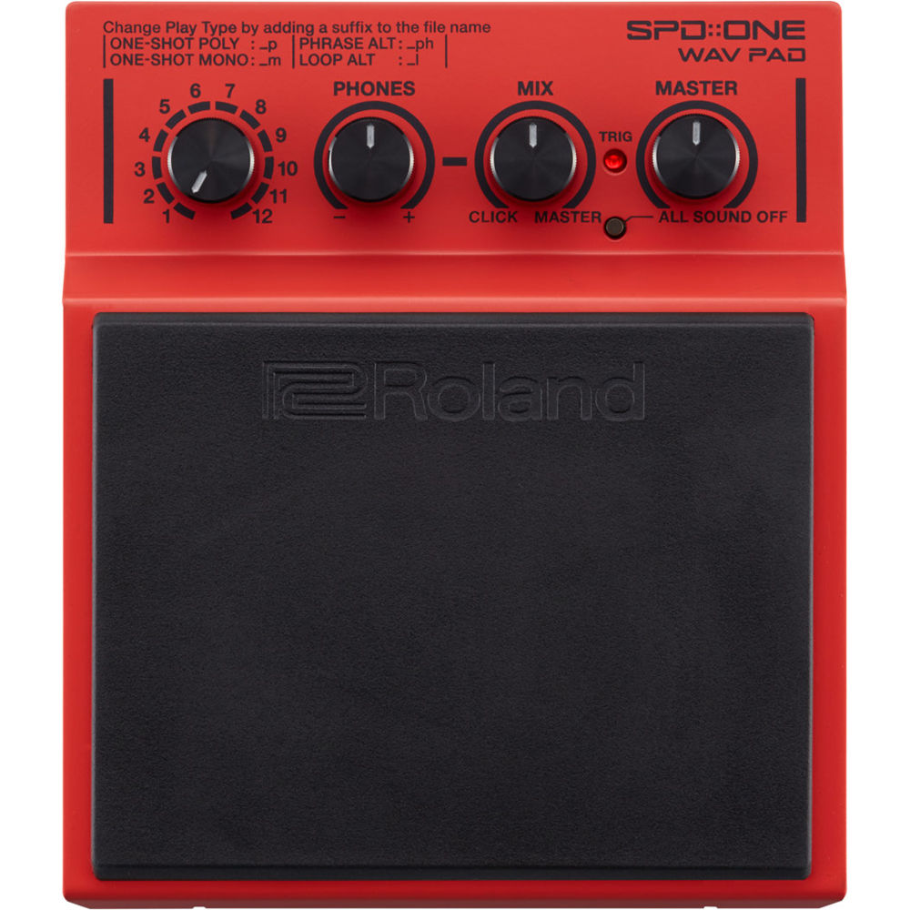 Roland SPD::ONE WAV PAD Percussion Pad | Music Experience | Shop Online | South Africa