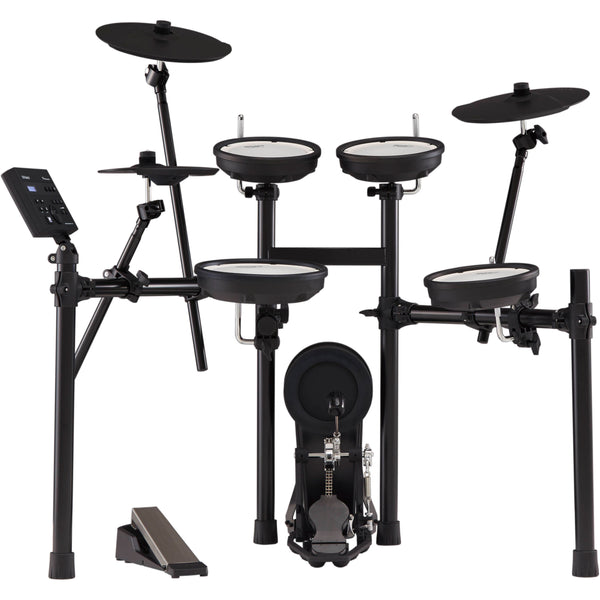 Roland TD-07KV 5-Piece Electronic Drum Kit with Mesh Toms | Music Experience | Shop Online | South Africa
