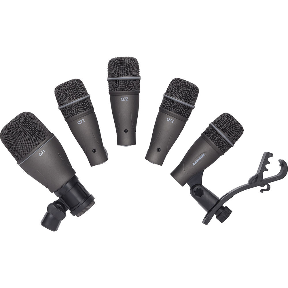 Samson DK705 5-Piece Drum Mic Kit | Music Experience | Shop Online | South Africa