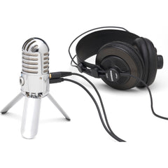 Samson Meteor Mic USB Studio Condenser Microphone | Music Experience | Shop Online | South Africa