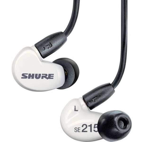 Shure SE215m+ Special Edition Sound Isolating Earphones with Remote + Mic | Music Experience | Shop Online | South Africa