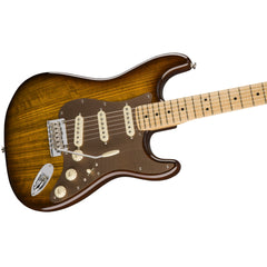 Fender Exotic Series Shedua Top 2017 Limited Edition Stratocaster - Natural | Music Experience | Shop Online | South Africa