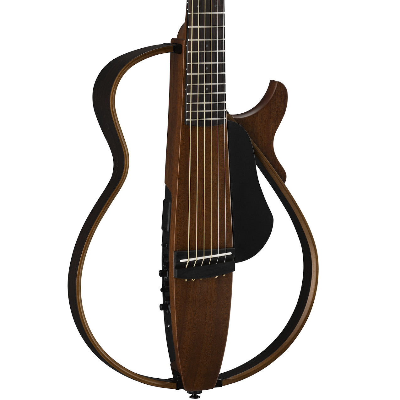 Yamaha SLG200S Natural Silent Steel String Guitar