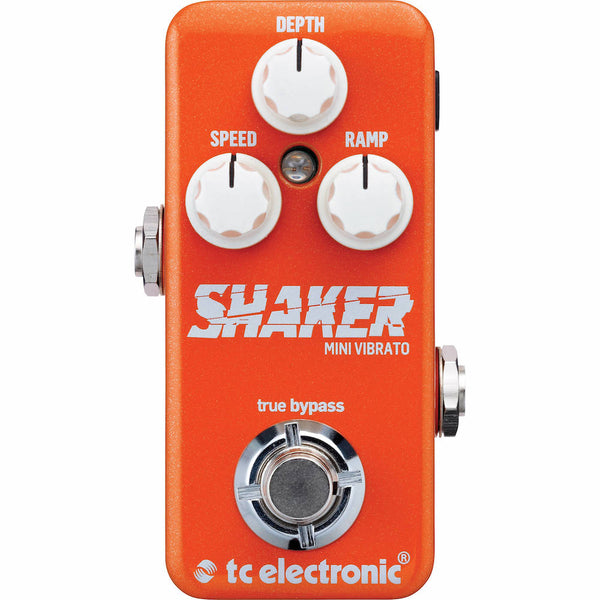 TC Electronic Shaker Mini Vibrato | Music Experience | Shop Online | South Africa