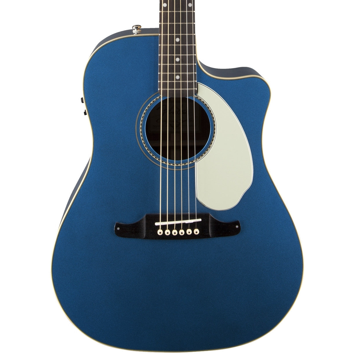 Fender Sonoran SCE Guitar - Lake Placid Blue | Music Experience | Shop Online | South Africa