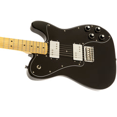 Fender Squier Vintage Modified Telecaster Deluxe Black | Music Experience | Shop Online | South Africa