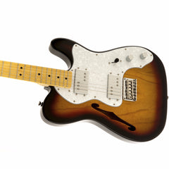 Fender Squier Vintage Modified '72 Tele Thinline 3-tone Sunburst | Music Experience | South Africa