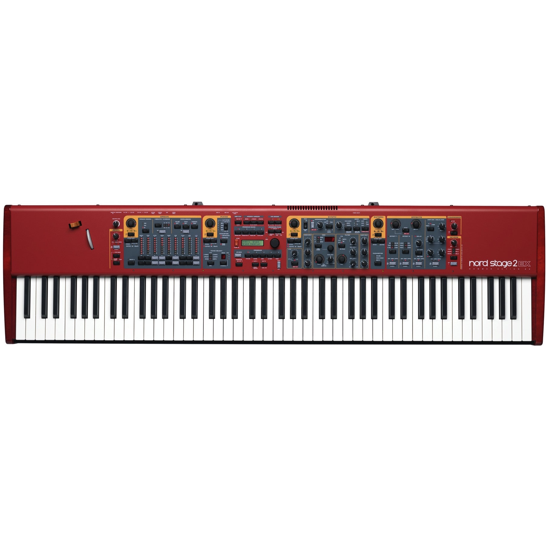 Nord Stage 2 EX Stage Piano | Music Experience | Shop Online | South Africa