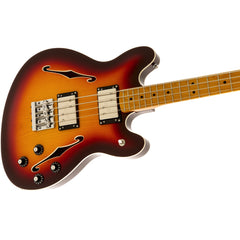 Fender Starcaster Bass - Aged Cherry Burst | Music Experience | South Africa