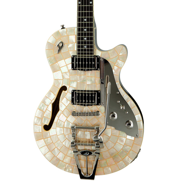 Duesenberg Starplayer TV Ice-Pearl DTV-IP