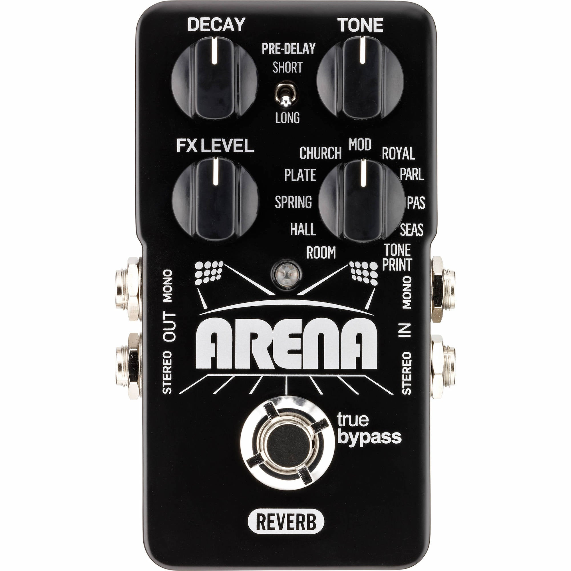 TC Electronic Arena Reverb | Music Experience | Shop Online | South Africa