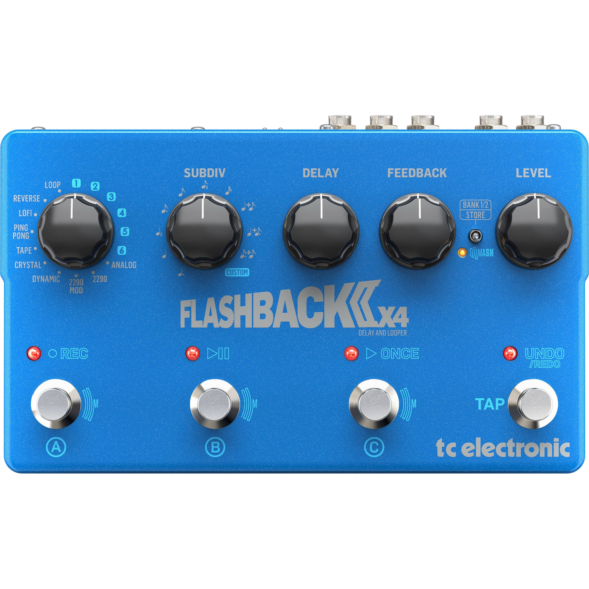 TC Electronic Flashback 2 X4 Delay & Looper | Music Experience | Shop Online | South Africa