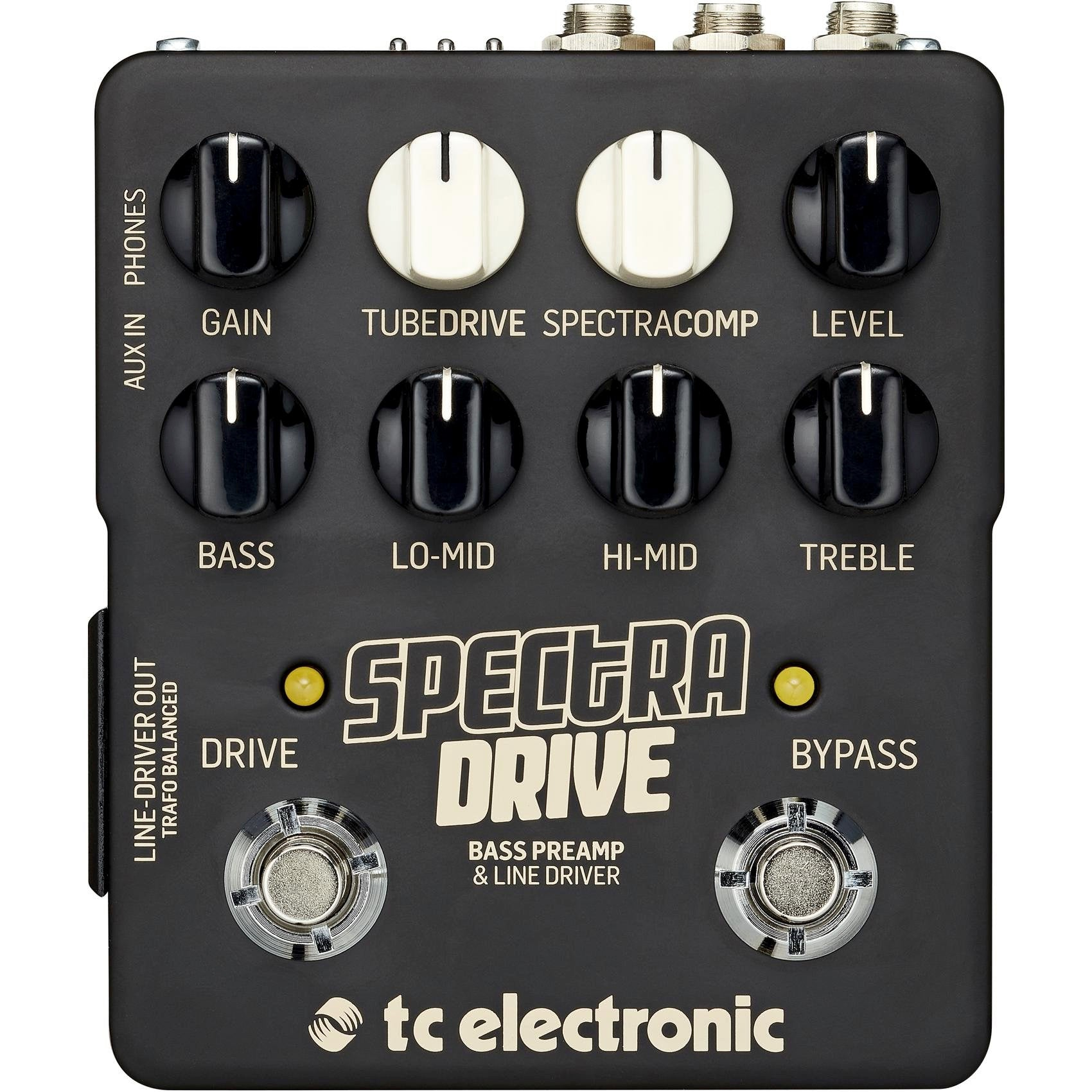 TC Electronic SpectraComp Bass Compressor | Music Experience | Shop Online | South Africa