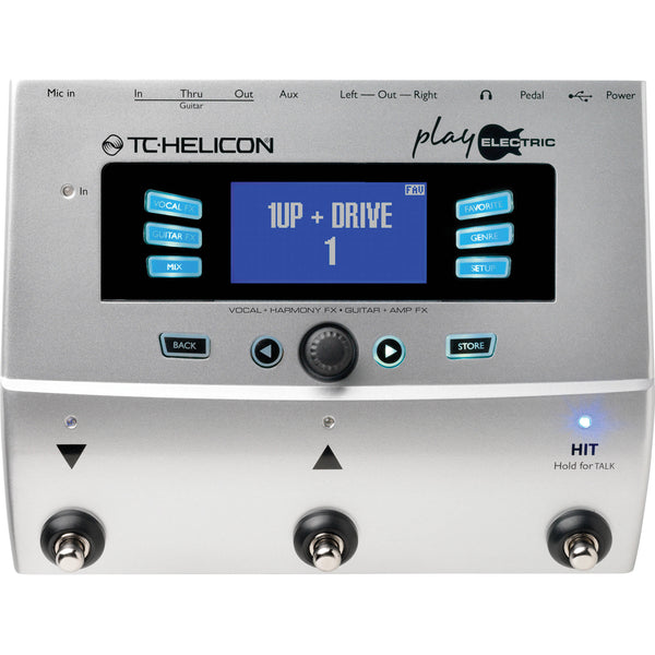 TC Helicon Play Electric | Music Experience | Shop Online | South Africa