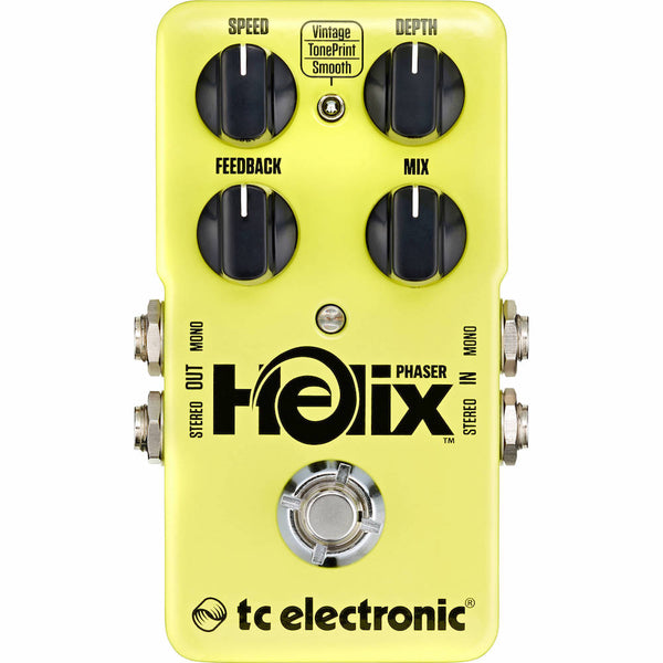TC Electronic Helix Phaser | Music Experience | Shop Online | South Africa