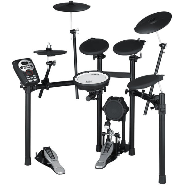 Roland TD-11K Drum Kit with Rubber Toms | Music Experience | South Africa