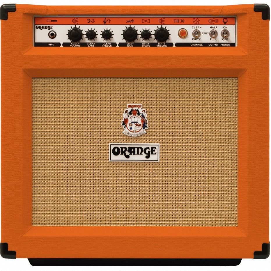 "Orange TH30C 30-watt 1x12"" Combo Amp 