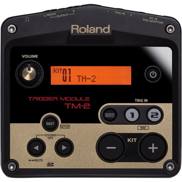 Roland TM-2 Trigger Module | Music Experience | South Africa | Shop Online