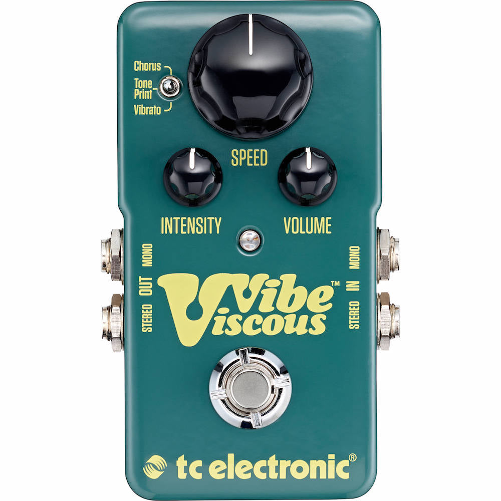 TC Electronic Viscous Vibe | Music Experience | Shop Online | South Africa