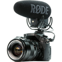 Rode VideoMic Pro+ Compact Directional On-camera Microphone | Music Experience | Shop Online | South Africa