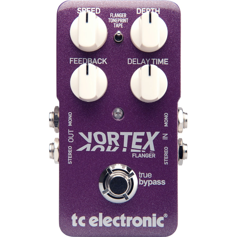 TC Electronic Vortex Flanger | Music Experience | Shop Online | South Africa