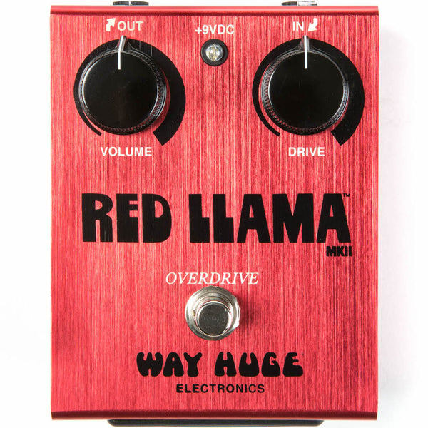Way Huge Red Llama MKII Overdrive WHE203 | Music Experience | Shop Online | South Africa