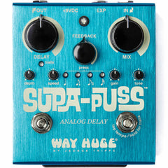 Way Huge Supa-Puss Analog Delay WHE707 | Music Experience | Shop Online | South Africa