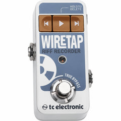 TC Electronic Wiretap Riff Recorder | Music Experience | Shop Online | South Africa