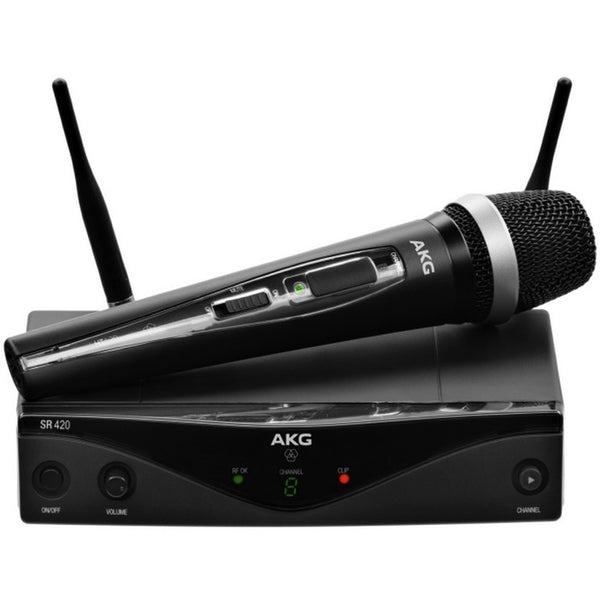 AKG WMS420 Wireless Handheld Microphone System