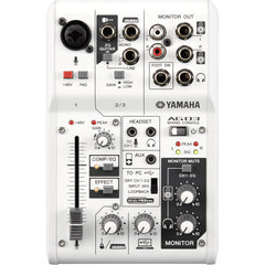 Yamaha AG03 Mixer and USB Audio Interface | Music Experience | Shop Online | South Africa