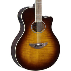 Yamaha APX600FM Thinline Tobacco Brown Sunburst | Music Experience | Shop Online | South Africa