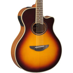 Yamaha APX700II Thinline Brown Sunburst | Music Experience | Shop Online | South Africa