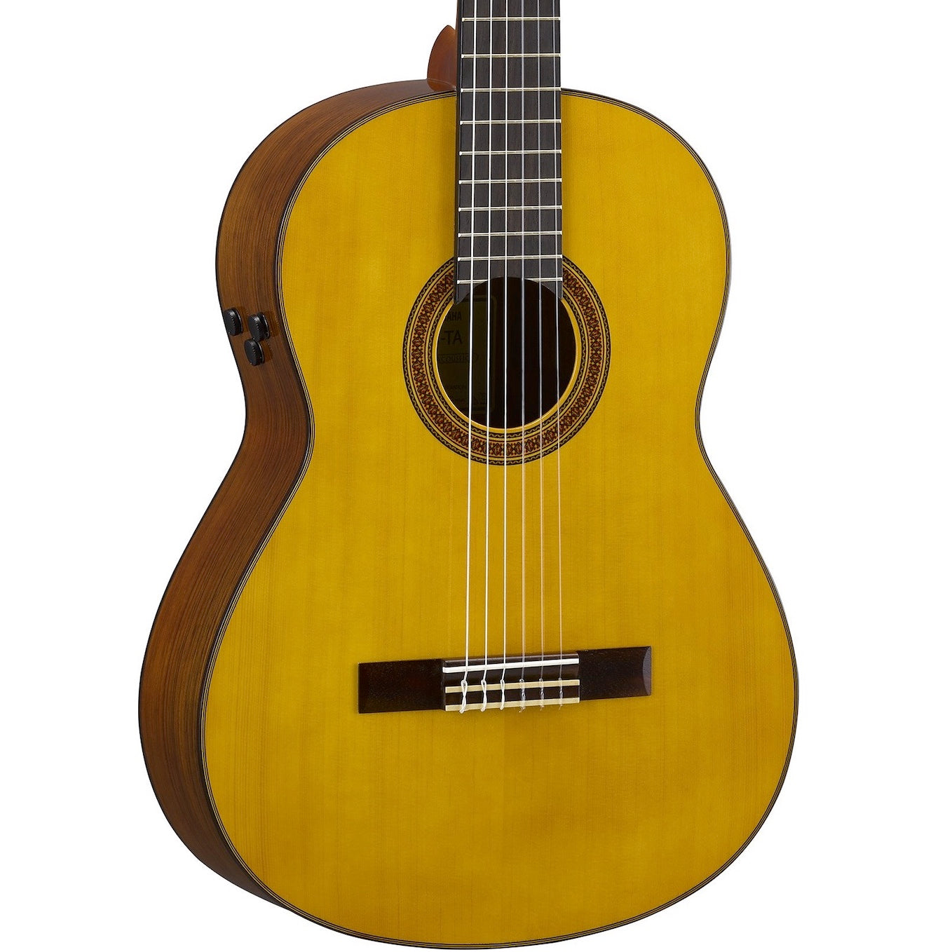 Yamaha CG-TA TransAcoustic Classical Natural | Music Experience | Shop Online | South Africa