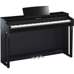 Yamaha Clavinova CLP-625PE Digital Home Piano Polished Ebony | Music Experience | Shop Online | South Africa