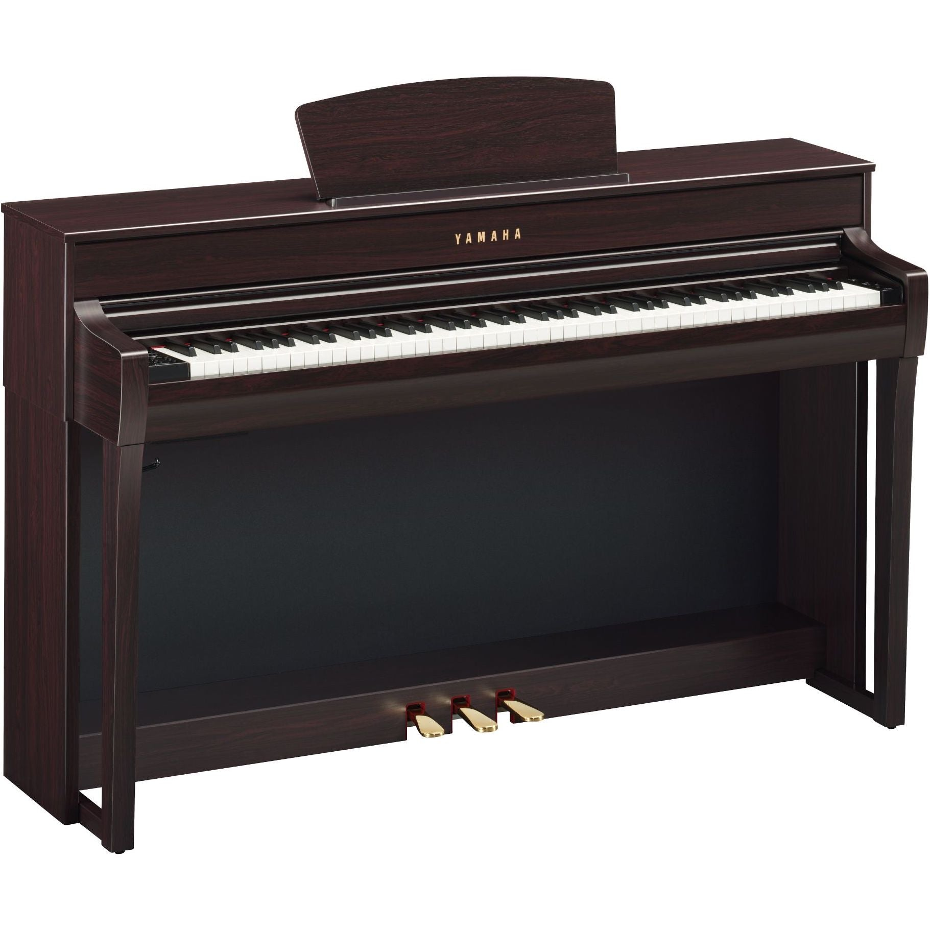 Yamaha Clavinova CLP-735R Dark Rosewood Digital Piano | Music Experience | Shop Online | South Africa