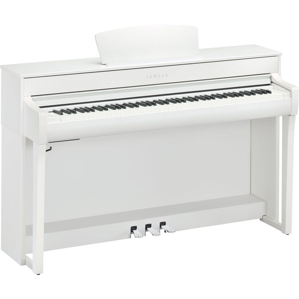Yamaha Clavinova CLP-735WH White Digital Piano | Music Experience | Shop Online | South Africa