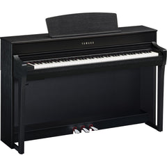 Yamaha Clavinova CLP-745B Matte Black Digital Piano | Music Experience | Shop Online | South Africa
