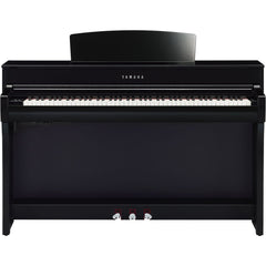 Yamaha Clavinova CLP-745PE Polished Ebony Digital Piano | Music Experience | Shop Online | South Africa